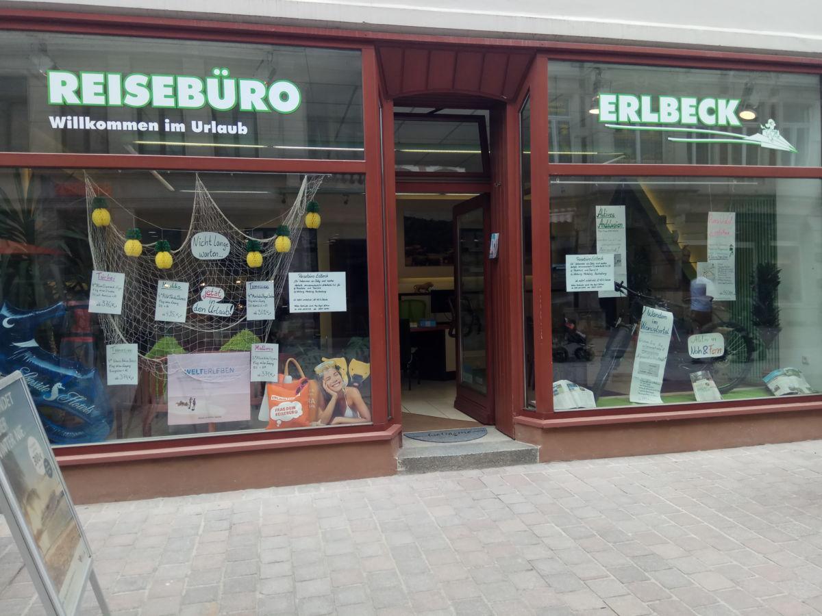 Reisebüro Erlbeck