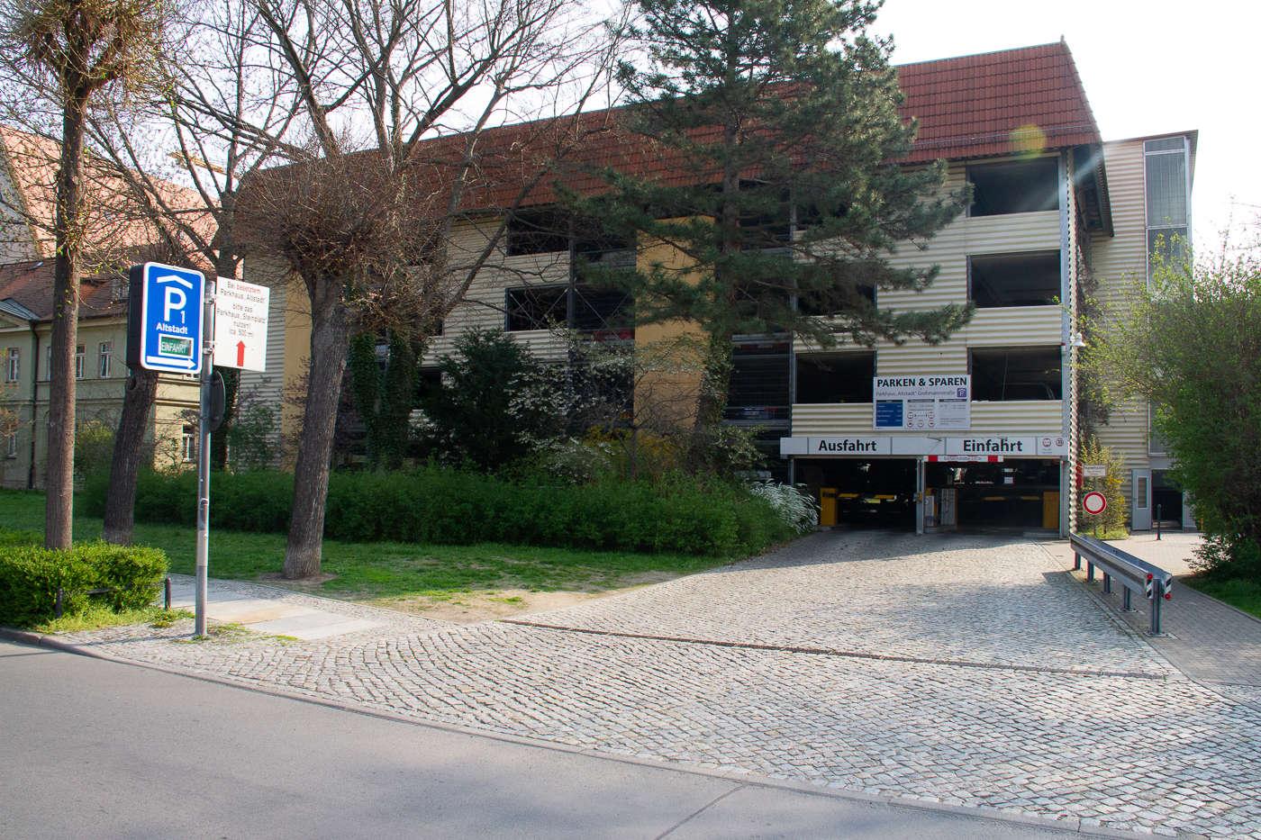 Parkhaus-grohmann