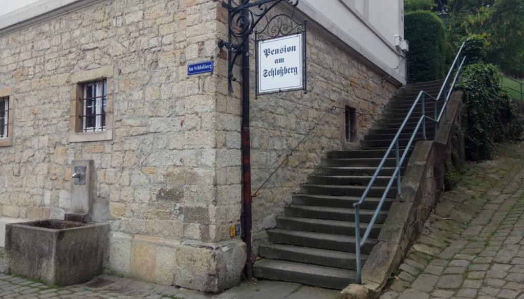 Pension am Schlossberg