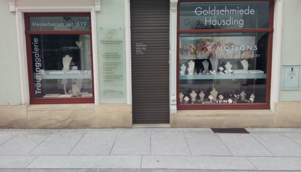 Goldschmiede Hausding