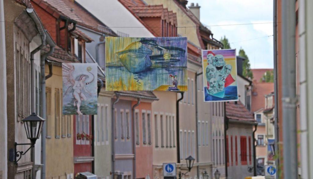 Straßengalerie Pirna