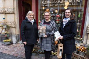 Preisverleihung Schaufenster-Wettbewerb 2019_Klimm-Bamm-Borium