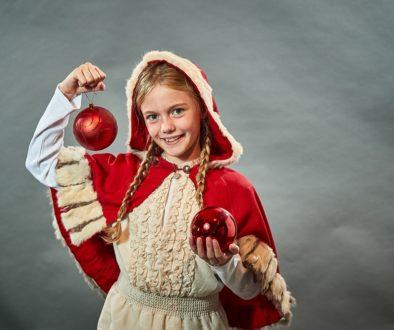 Caroline ist das Pirnaer Weihnachtskind 2019