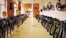 Fahrradparkhaus Pirna