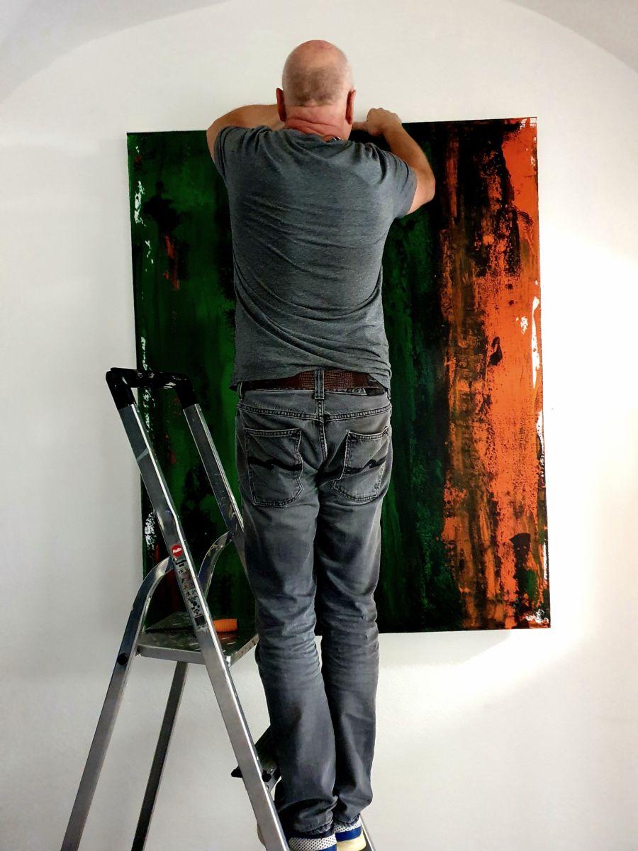 """""""Kunst in Pirna"""" mit Woldrich.Art"""