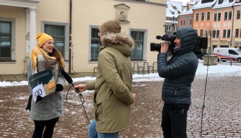 Pirna Gutschein auf Pirna TV