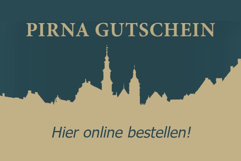 Pirna Gutschein-Banner