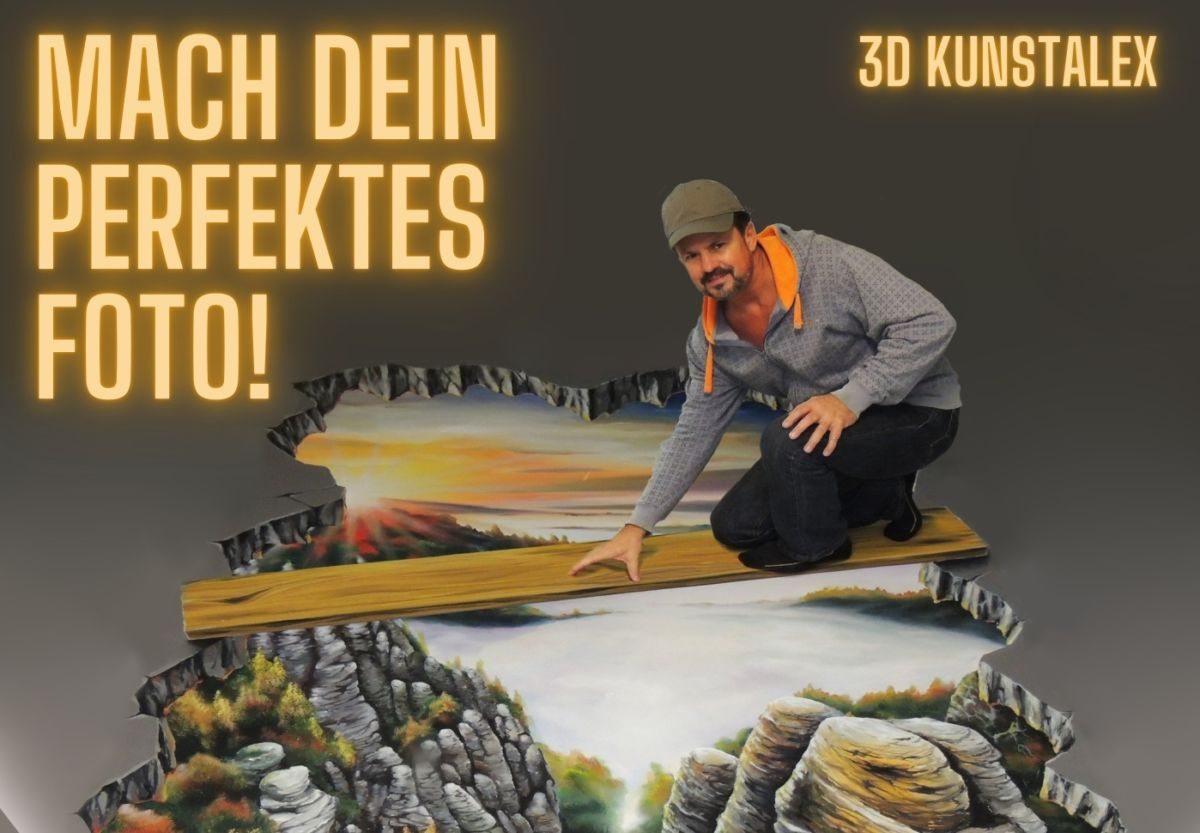 3D-Kunst Alex